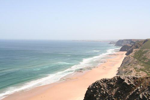 portugal algarve beach