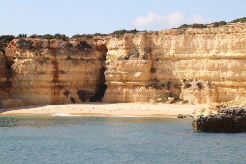 portugal coast algarve coast