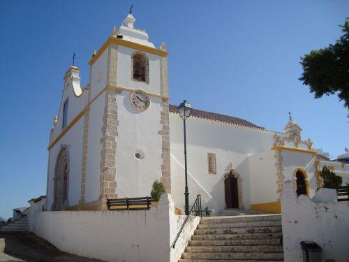 portugel algarve church