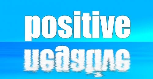 positive negative contrast