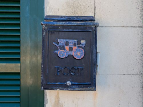 post mailbox letter boxes
