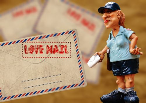 post mailwoman letters