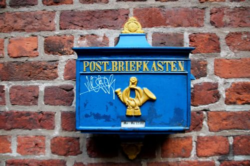 post post mail box mail