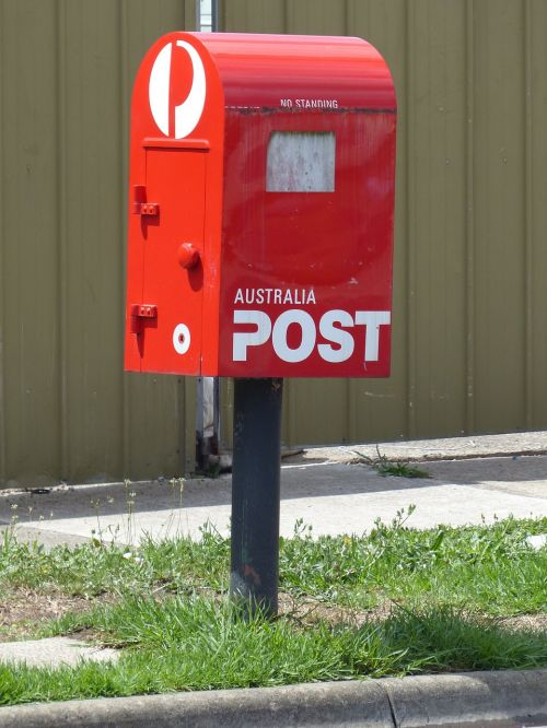 post box mail letterbox
