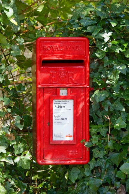post box mail box letter box