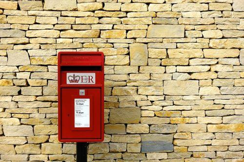 post-box post mail