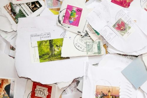 postage stamps philately post
