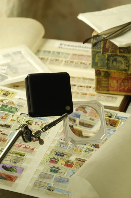 postage stamps philatelist collector