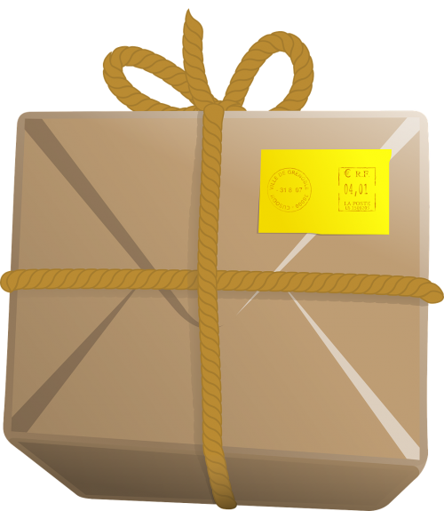 postal parcel post