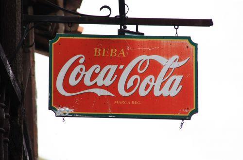 poster coca cola advertising