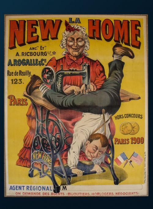 poster advertisement vintage