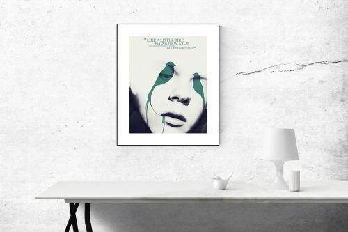 poster mockup mockup poster
