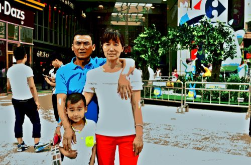 Posterization Family