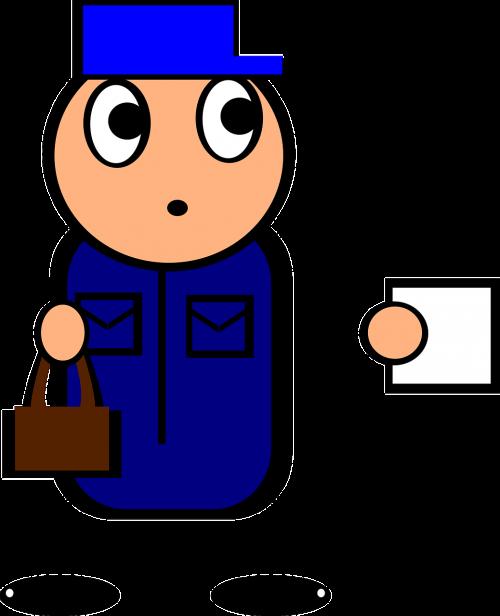 postman mailman mail