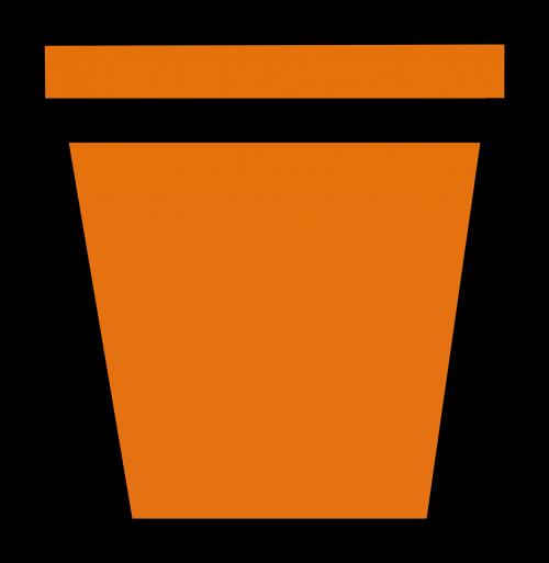 pot flowerpot pottery