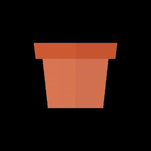 pot clay pot plant