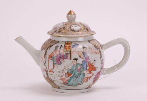 pot flagon porcelain