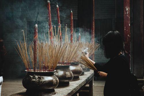 pot sticks fire