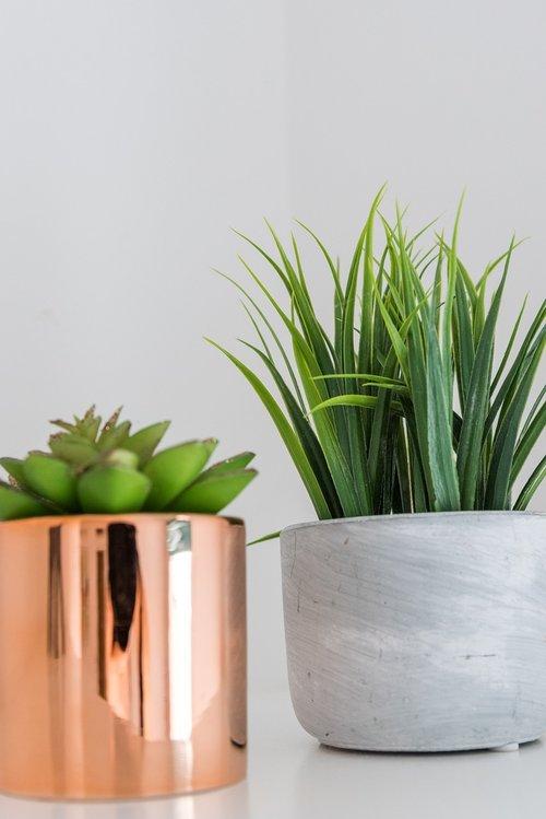 pot  copper pot  marble pot