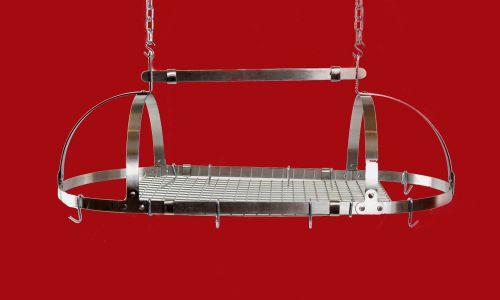 pot rack advantage components expandable pot rack