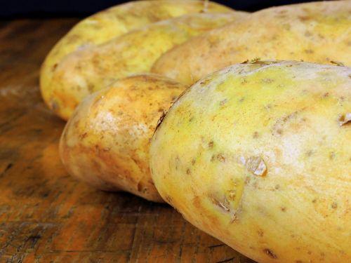 potato food vegetarian