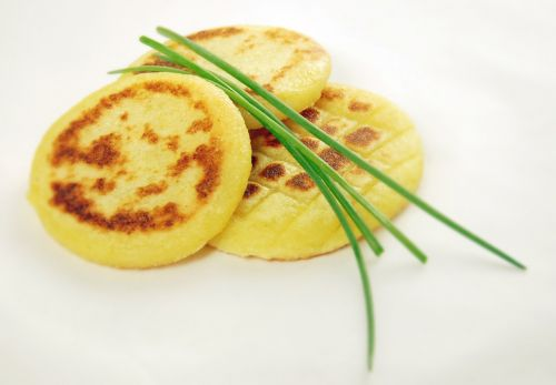 potato pancakes patties