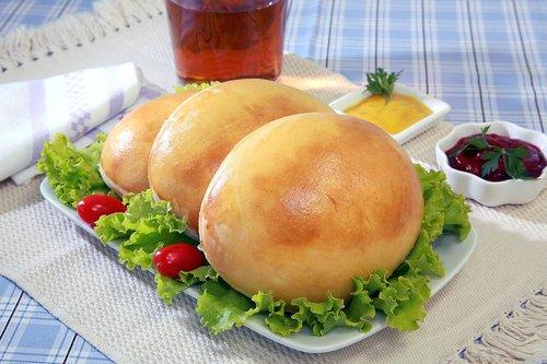 potato bread  snack  food