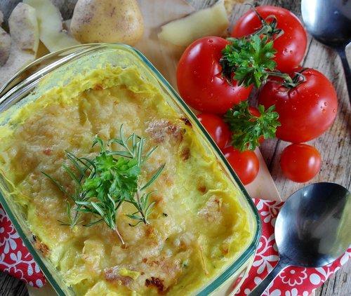potato casserole  potato gratin  gratin