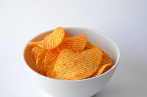potato chips crisps snack