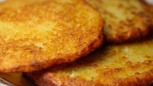 potato pancakes latkes food