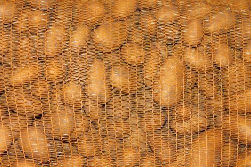 potatoes potato sack food