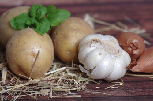 potatoes potato food