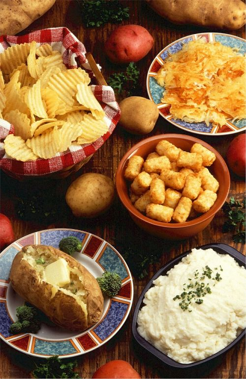 potatoes dishes baked