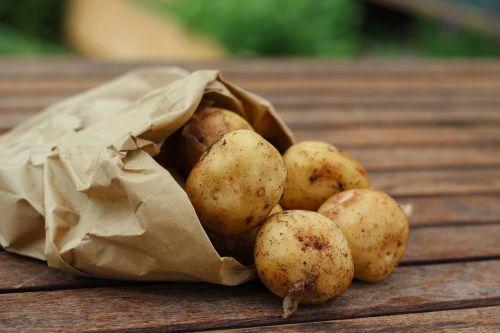 potatoes food vegetarian