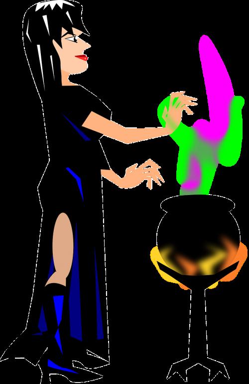 potion cauldron halloween