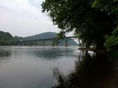 potomac appalachian river