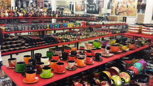 spalvingi & nbsp, puodai, rankdarbiai & nbsp, puodai, amatų & nbsp, parduotuvė, puodai