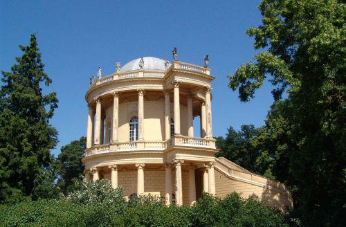 potsdam building belvedere