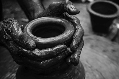 pottery clay art
