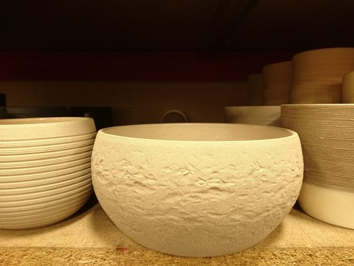 pottery  bowl  ceramic