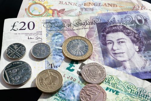 pound coins currency