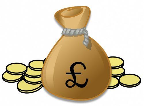 pounds sterling money