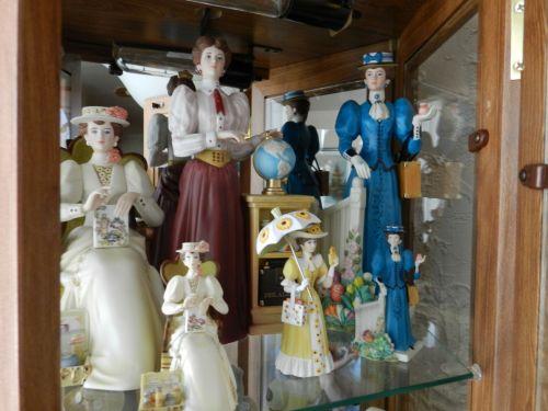 Porcelain Dolls (3)