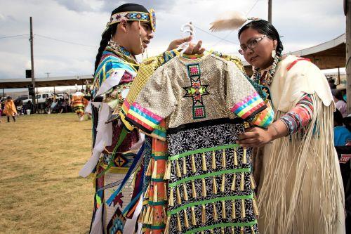 pow wow arapahoe indian