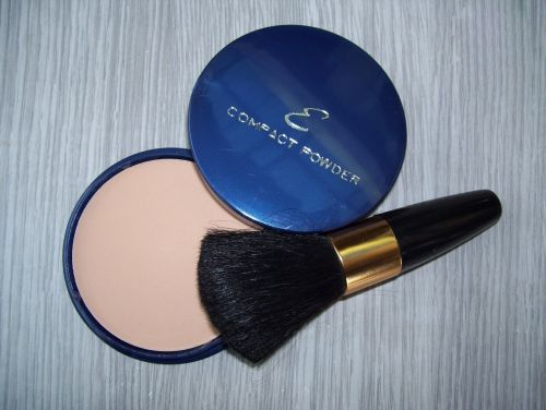 powder beauty makeup