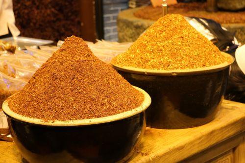 powder food seasoning