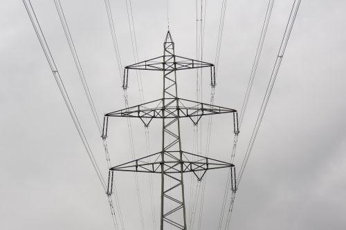 power electricity powerline