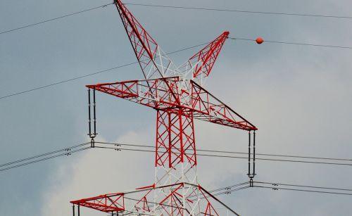power line current power poles