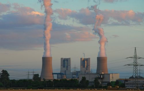 power plant industry brown coal