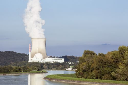 power plant nuclear power nuclear power plant